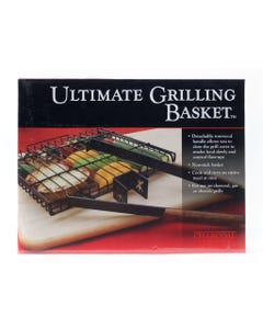Charcoal Companion Ultimate Rectangle Grill Basket