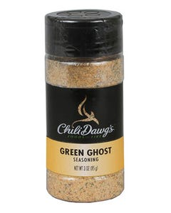 Chili Dawg's Green Ghost Seasoning