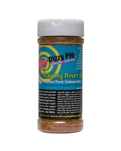 Dizzy Pig BBQ Raging River Rub