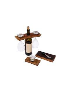 Burgundy Oak Date Night Package