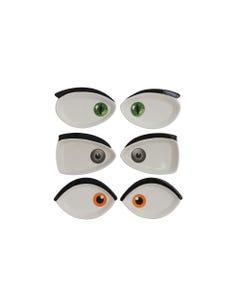Ceramic  Eye Plates
