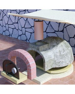 Forno Bravo Giardino Wood Fired Oven, Kit