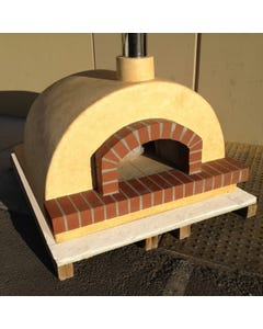 Forno Bravo Toscana Wood Fired Oven, Dome Enclosure