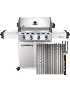 GrillGrate Set for Napoleon P500 Grills