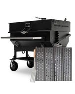 """GrillGrate Set for Yoder Smokers Adjustable 48"""" Charcoal Grills"""