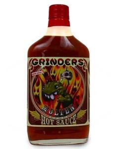 Grinders Molten Hot Sauce