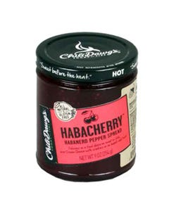 Chili Dawg's Habacherry Spread, 9oz
