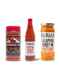 All Things Barbecue Ham Glaze Flavor Bundle