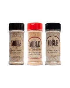 Noble Saltworks Sampler Set