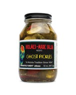 Holmes Made Ghost Pepper Pickles