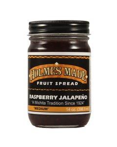 Holmes Made Raspberry Jalapeno Fruit Spread