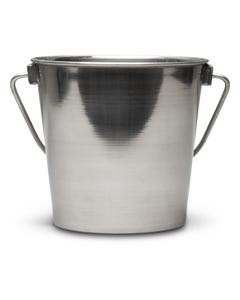 Stainless Steel Drip Bucket, 2 Quart