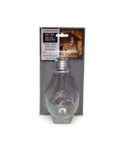 Everlasting Glow LED Solar Light Bulb, Edison 4 Micro Lights