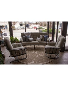 Meadowcraft Vinings Lounge Seating Set
