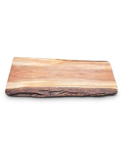 UTC Hardwoods Live Edge Presentation Tray, Black Walnut