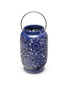 Surya Ceramic Lantern, Large