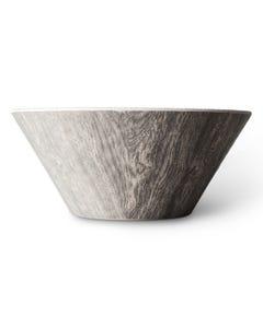 Merritt Heartwood Melamine Serving Bowl