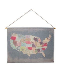 Kalalou Fabric USA Banner