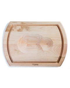JK Adams Turnabout Reversible Maple Carving Board