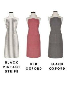 KAF Home Twill Tie Oxford Apron