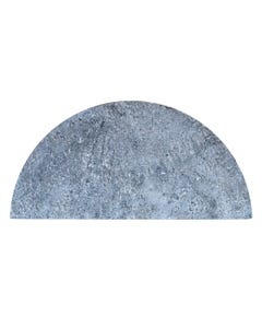 Kamado Joe Classic Joe Half Moon Soapstone Cooking Surface