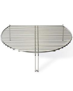 Kamado Joe 304 Stainless Steel Grill Expander for Classic Joe
