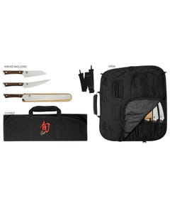 Shun Kanso Barbecue Knife Set