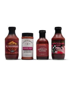 Kansas City BBQ Flavor Bundle