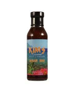 Kim's Gourmet Asian Barbecue Sauce