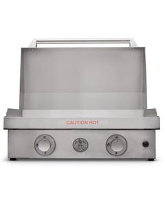 "Le Griddle GFE75 30"" Stainless Steel Teppanyaki Grills"
