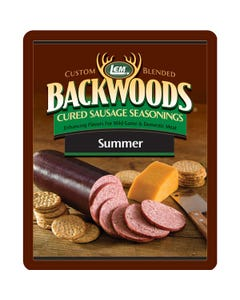 LEM Products Backwoods Cured Summer Sausage Seasoning