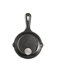 "Lodge 3.5"" Cast Iron Mini Skillet"