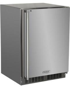 "Marvel 24"" Outdoor Refrigerator and Freezer"