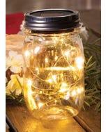 Everlasting Glow LED Jar Lid Light String