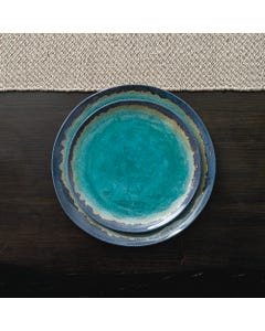Merritt Turquoise Natural Elements Dinnerware Collection