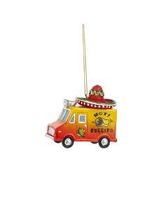 Fiesta Taco Truck Ornament