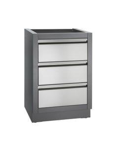 Napoleon Oasis Modular Kitchens Two Drawer Cabinet, IM-2DC-CN