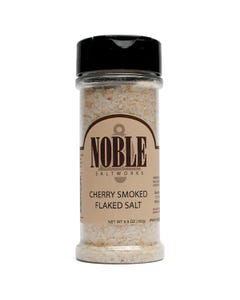 Noble Saltworks Cherry Smoked Flaked Finishing Salt