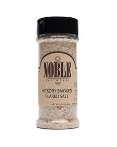 Noble Saltworks Hickory Smoked Flaked Finishing Salt