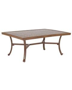Vintage 30X42 Rectangular Coffee Table
