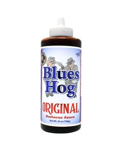 Blues Hog Original BBQ Sauce Squeeze Bottle, 25 oz.