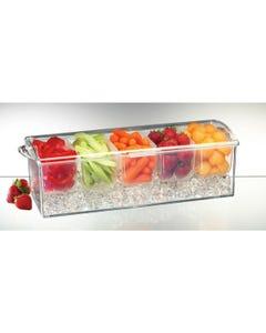 Prodyne AB-6 Condiments-On-Ice