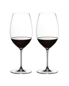 Riedel Veritas New World Shiraz Wine Glasses - Set of 2