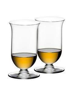 Riedel Vinum Single Malt Whiskey Glasses - Set of 2