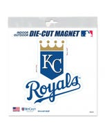 MLB Teams Die-Cut Magnets