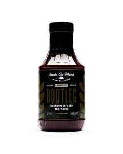 Smoke on Wheels Bootleg Bourbon Infused BBQ Sauce