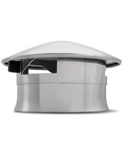 SmokeWare Stainless Steel Chimney Cap for Kamado Joe