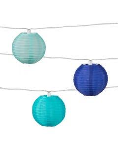 Allsop 10-Piece Soji Solar String Lights