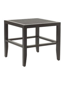"""Classical 20"""" Square Side Table"""