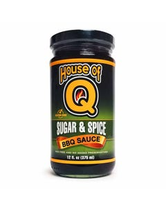 House of Q Sugar & Spice BBQ Sauce